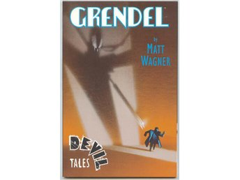 Grendel: Devil Tales TP NM-