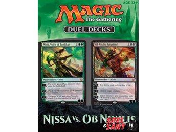 Magic Duel Decks Nissa vs Ob Nixilis - Norrtälje - Magic Duel Decks Nissa vs Ob Nixilis - Norrtälje