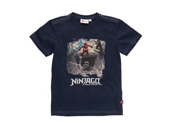 LEGO NINJAGO, POWER T-SHIRT, MIDNIGHT (140)