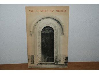 Axel Munthes San Michele - Helsingborg - Axel Munthes San Michele - Helsingborg