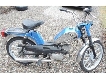 Zundapp ZA40  moped