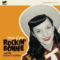 Vinyl EP Rockin' Bonnie & The Mighty Ropers