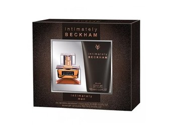 Giftset David Beckham Intimately For Him Edt 30ml