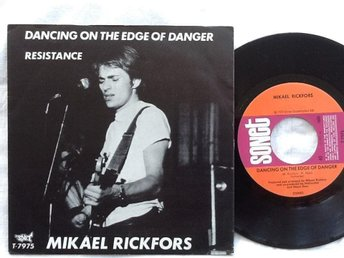 Mikael Rickfors-Dancing on the Edge of danger (1979) TOPPEX