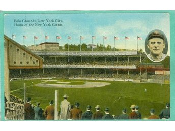 Polo Grounds New York City
