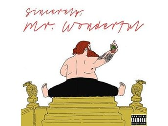 Action Bronson: Mr Wonderful (Vinyl + CD)