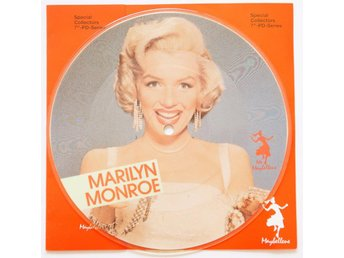 ** Marilyn Monroe - Diamonds are a Girl's best friend Bildskiva 7""