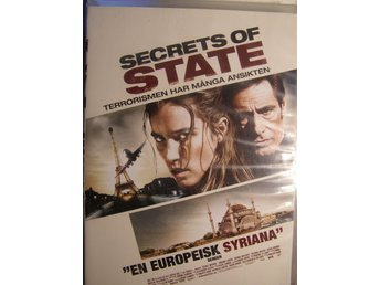 DVD, SECRETS OF THE STATE, SVENSK TEXT