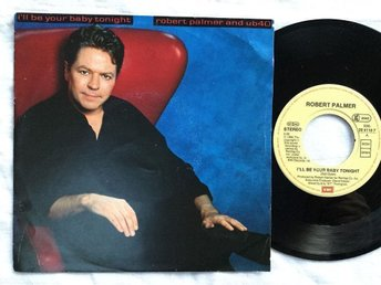 Robert Palmer-I'll be your baby tonight