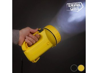 Ficklampa LED Adventure Goods Color: Gul