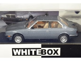 Maserati Biturbo - 1:43 - WhiteBox