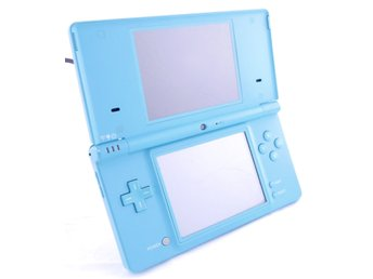 Nintendo DSi (Light Blue) -  - PAL (EU)