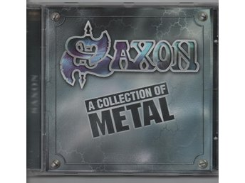 CD - Saxon - A Collection Of Metal -1996