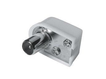 Javascript är inaktiverat. - Höganäs - HAMA Adapter Antenn Skruvbar Koax Hane Vit Vinklad ST Skruvbar och vinklad adapter vilket är perfekt i trånga utrymmen. Förhindrar att kabeln vinklas. Teknisk specifikation: Kvalitet 1 stjärnaAnslutning Coax Plug / ÖppenMax. Kabeldiameter - Höganäs