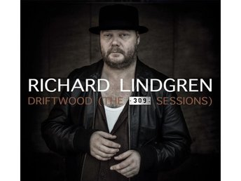 Richard Lindgren - Driftwood(The 309 Sessions), digipack
