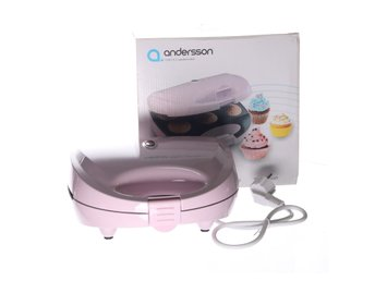 Andersson, Cupcake maker, CCM 1.0, Rosa