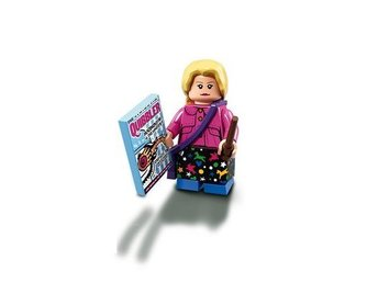 LEGO Minifigures Harry Potter - Luna Lovegood