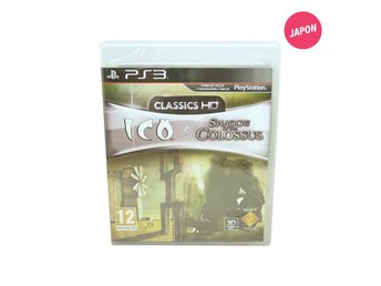 Ico & Shadow of the Colossus Classics HD (NY / PS3)