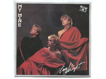 "My mine -Can delight (2 vers) 7"" Beat Box Sweden 1986"