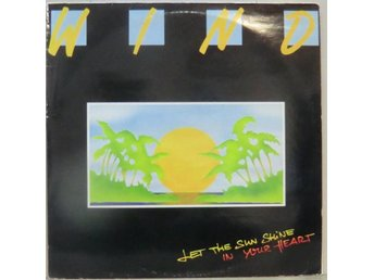 Wind-Let the sun shine in your heart / LP