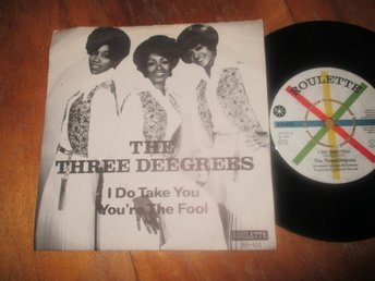 "The Three Degress ""You're The Fool/I Do Take You"""