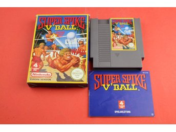 SUPER SPIKE V BALL till Nintendo NES