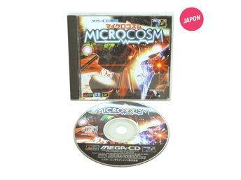 Microcosm (JAP / Mega CD)
