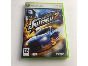 THQ, XBOX-Spel, Juiced 2