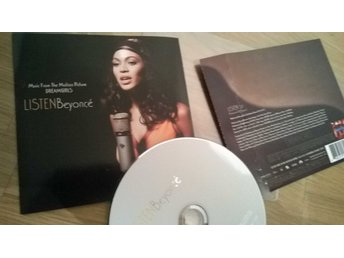 Beyoncé - Listen, CD, Single, promo