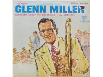 The New Glenn Miller Orchestra/Ray McKinley / LP