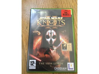 Star Wars – Knights of The Old Republic II till XBOX