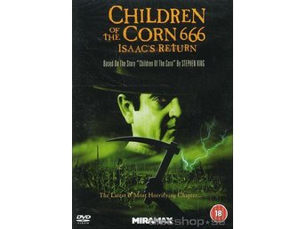 Children of the corn 666 - Isaac's return (Import) dvd - Säffle - Children of the corn 666 - Isaac's return (Import) dvd - Säffle