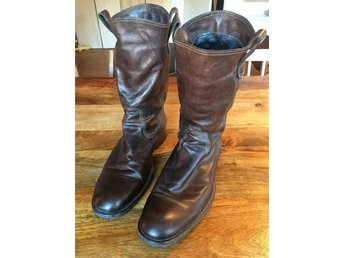 Brown leather boots from n.d.c - Hägersten - Brown leather boots from n.d.c - Hägersten