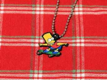 The Simpsons - Bart Simpsons - Halsband