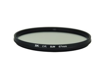 JJC 67mm Ultra-Thin Circular Polarizer Filter