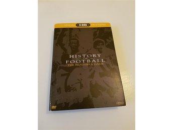 History of football, samlarbox 6-disc *Utgått* - Hallsberg - History of football, samlarbox 6-disc *Utgått* - Hallsberg