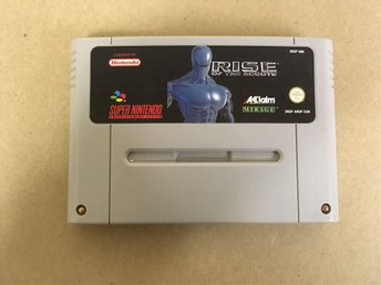 Rise of the Robots - Super Nintendo