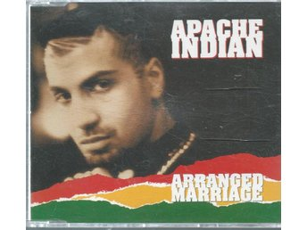 APACHE INDIAN - ARRANGED MARRIAGE (CD MAXI/SINGLE )