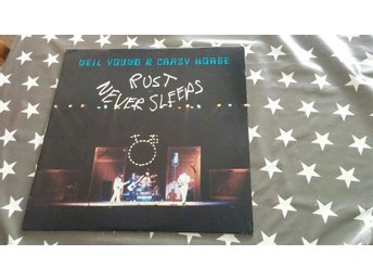 Neil Young & Crazy Horse - Rust never sleeps  LP!