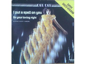 "Dee Dee  titel*  I Put A Spell On You* 12"", Yellow *Funk / Soul/ Disco"
