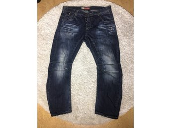 Jeans Relaxed Fit Storlek 38/30