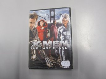 X-Men The Last stand - Inplastad