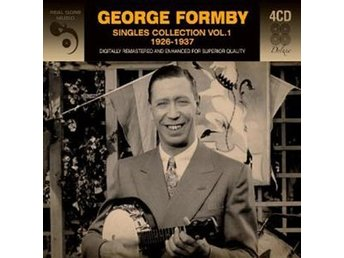 Formby George: Singles collection vol 1 1926-37 (4 CD)