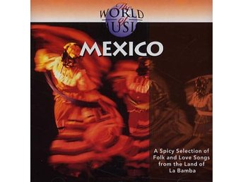 World Of Music / Mexico (CD)
