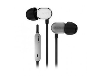Headset AKG N20U In-ear headphones with mic -Silver