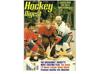 HOCKEY DIGEST 1979 (7/7) May - Pro Hockey's Monthly Magazine