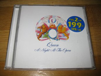 QUEEN - A night at the opera CD 1975/2005 / Remaster