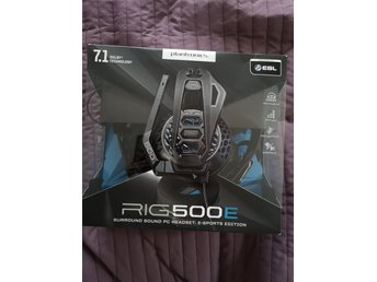 Gaming Headset Plantronics RIG500E