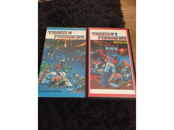 Transformers 1 & 2