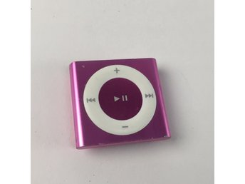 Apple, Mp3-Spelare, Rosa/Vit
